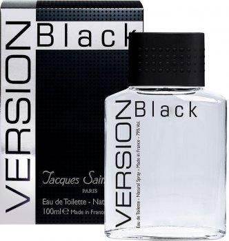 Туалетная вода для мужчин Ulric de Varens UDV Version Black 100 мл (3326240045036)