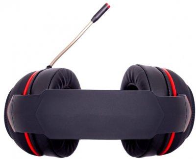 Наушники Ergo GН 250 Black-red