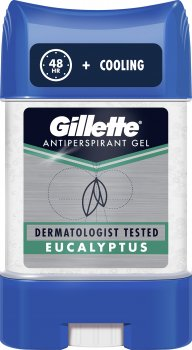 Гелевый дезодорант - антиперспирант Gillette Eucalyptus 70 мл (8001841587738)