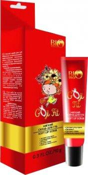 Мягкий скраб для губ Bio World Goji Fit 10 г (4815412002940)
