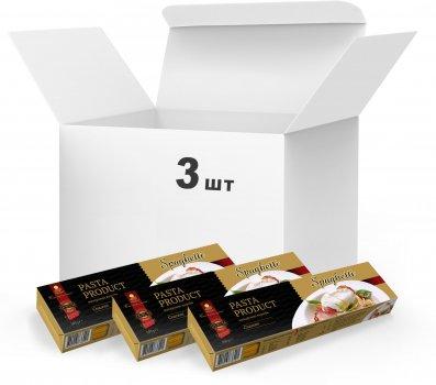 Набір макаронних виробів Терра №10 1.5 кг Спагеті (4820015738653)