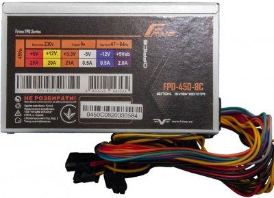 Блок питания Frime FPO-450-8C OEM (без кабеля питания)