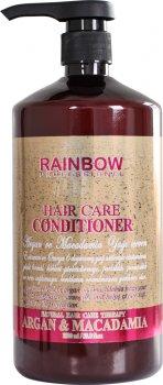 Кондиционер для волос Rainbow Professional Аргана + макадамия питание и востановление 1 л (73996) (8697426739960)