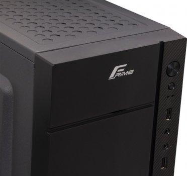Корпус Frime FC-051B Black 400W (FC-051B-FPO400-12C)
