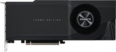 Gigabyte PCI-Ex GeForce RTX 3080 Turbo 10G 10GB GDDR6X (320bit) (1710/19000) (2 х HDMI, 3 x DisplayPort) (GV-N3080TURBO-10GD + P750GM + G27F)