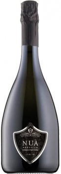 Вино ігристе Nua Prosecco DOC Extra Dry біле сухе 0.75 л 11% (8004300016305)
