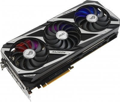Asus PCI-Ex Radeon RX 6800 ROG Strix Gaming OC 16GB GDDR6 (256bit) (1980/16000) (HDMI, 3 x DisplayPort) (ROG-STRIX-RX6800-O16G-GAMING)