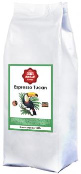 Кофе в зернах Amalfi Espresso Tucan 1 кг (4000000000063)