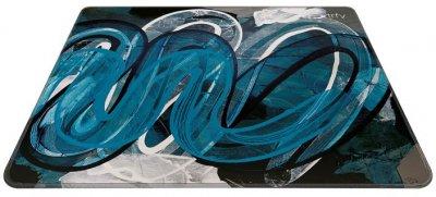 Игровая поверхность Xtrfy GP4 Large Speed Street Blue (XG-GP4-L-BLUE)