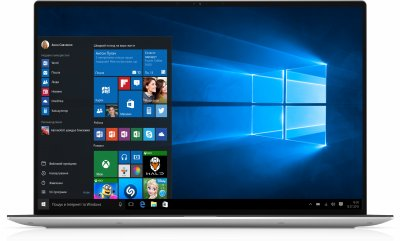 Ноутбук Dell XPS 13 9300 (X9300F58S5IW-10PS) Platinum Silver