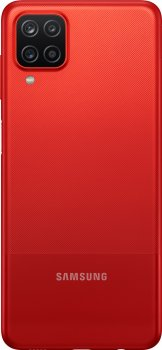 Мобильный телефон Samsung Galaxy A12 3/32GB Red (SM-A125FZRUSEK)