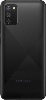 Мобільний телефон Samsung Galaxy A02s 3/32 GB Black (SM-A025FZKESEK)