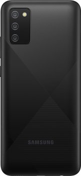Мобильный телефон Samsung Galaxy A02s 3/32GB Black (SM-A025FZKESEK)