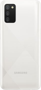 Мобильный телефон Samsung Galaxy A02s 3/32GB White (SM-A025FZWESEK)