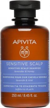 Шампунь Apivita для чувствительной кожи головы 250 мл (5201279072995)