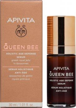 Сыворотка Apivita Queen Bee для комплексной защиты от старения 30 мл (5201279071813)