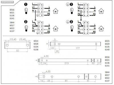 Світильник Nowodvorski EYE SPOT 6135 графітовий