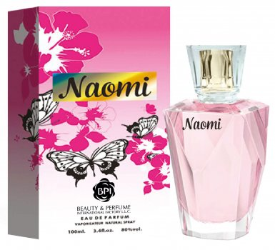 Туалетная вода для женщин MB Parfums Naomi 100 мл (6291107928258)