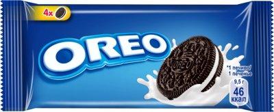 Упаковка печенья Oreo 38 г х 12 шт (7622210653123)