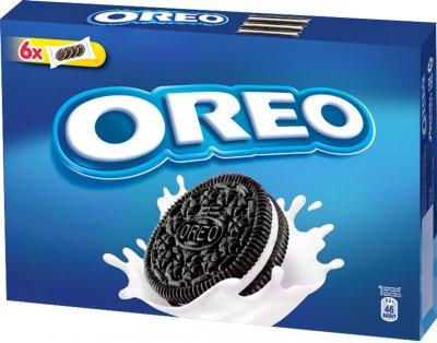 Упаковка печенья Oreo 228 г х 12 шт (7622210653710)
