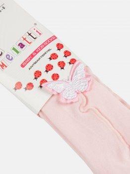 Колготки De Melatti 3033 74-80 см Рожеві (2400000147510)