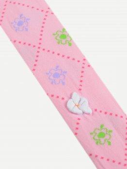 Колготки De Melatti 2029 110-116 см Рожеві (2400000150442)