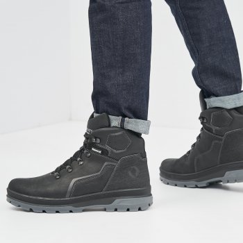 Ботинки Morichetti K62чм Черные