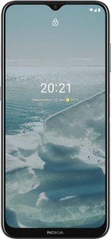 Мобильный телефон Nokia G20 4/64GB Silver