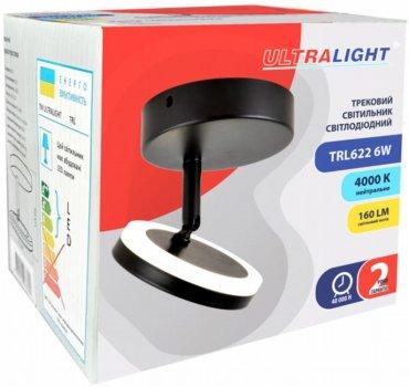 Спотовий світильник Ultralight TRL622 6 W LED білий (UL-51507)