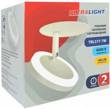 Спотовий світильник Ultralight TRL577 7 W LED білий (UL-51509)