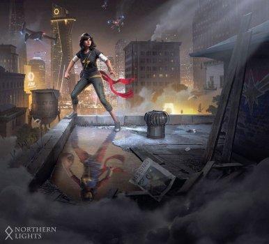 Marvel's Avengers Мистецтво гри - Пол Девіс (9786179500756)