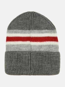 Зимняя шапка Elf-kids Норфолк 50-52 см Темно-серая (ROZ6400026684)