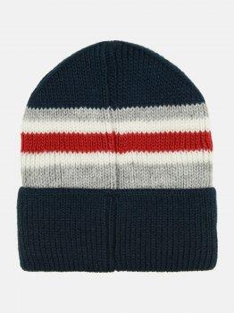 Зимняя шапка Elf-kids Норфолк 50-52 см Темно-синяя (ROZ6400026685)