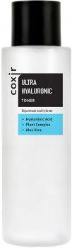 Тонер для лица Coxir Ultra Hyaluronic Toner 150 мл (8809080826218)