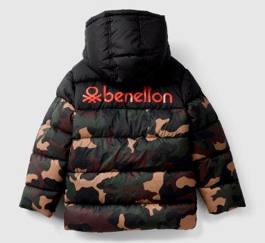 Зимняя куртка United Colors of Benetton 2DFV53KX0.G-64W