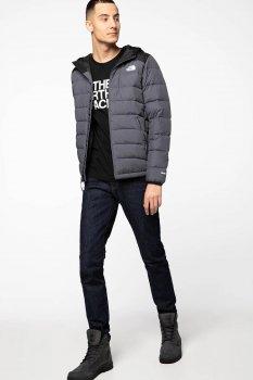 Куртка The North Face NF00CYG91741 Серая с черным