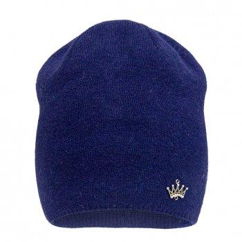 Зимняя шапка David's Star 2082 52 Синяя (ROZ6400027295)