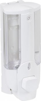 Дозатор для рідкого мила AXENTIA 380 мл 133170 білий