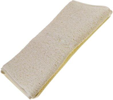 Коврик для ванной комнаты Supretto противоскользящий на присосках 39х69 см Белый (5897-0001)