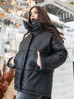 Куртка Jaklin 8082 Черная