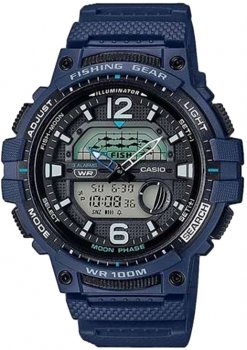 Чоловічий годинник CASIO WSC-1250H-2AVEF