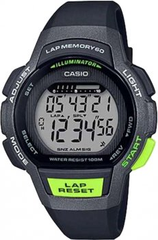 Жіночий годинник CASIO LWS-1000H-1AVEF
