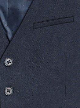 Жилет H&M 0456245 Темно-синий