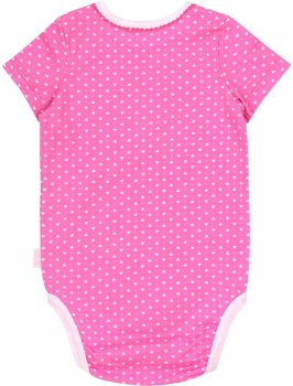 Боди-футболка Бемби БД153 301 Розовая