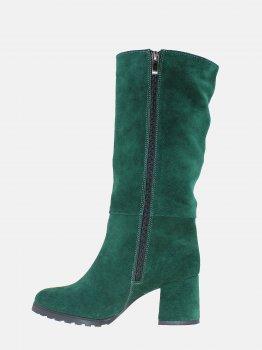 Сапоги Crisma R683s-61-11 Зеленые