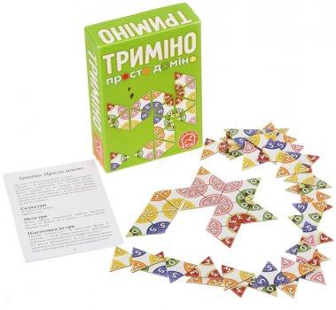 Гра настільна Arial Просто доміно Триміно (4820059911081)