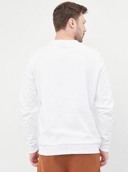 Свитшот Emporio Armani 10460.2 Белый