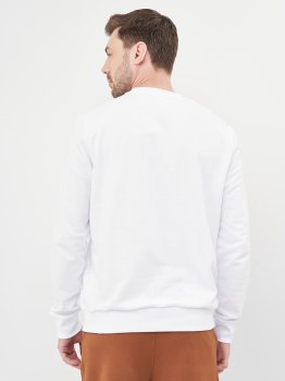 Свитшот Emporio Armani 10461.2 Белый