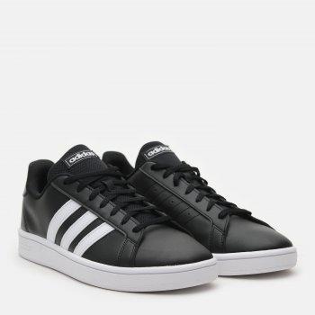 Кеды Adidas Grand Court Base EE7482 Core Black