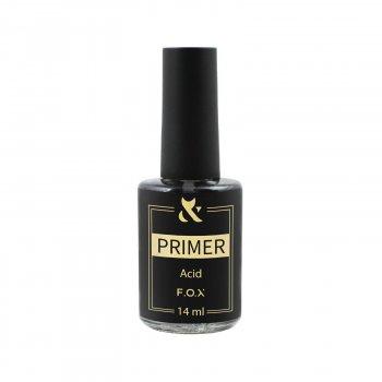 Праймер кислотный для ногтей F.O.X Acid Primer 14мл